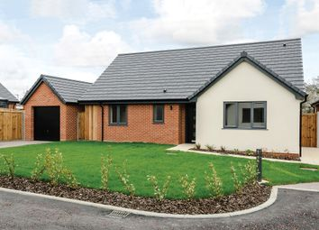Thumbnail 2 bed detached bungalow for sale in The Pastures, Woods Meadow, Oulton, Lowestoft