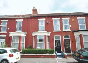 Thumbnail 2 bed terraced house for sale in Garmoyle Road, Wavertree