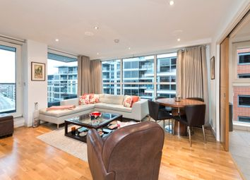 Thumbnail 2 bed flat to rent in Fountain House, The Boulevard, London