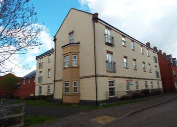 Thumbnail 2 bed flat for sale in Rigel Close, Swindon, Wiltshire