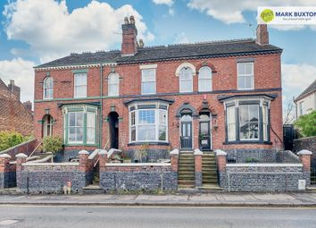 Thumbnail 4 bed town house for sale in Grove Road, Heron Cross, Stoke-On-Trent