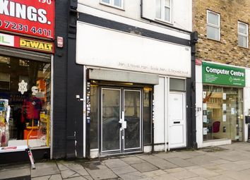 Thumbnail Retail premises to let in 186 Lower Road, Surrey Quays, London