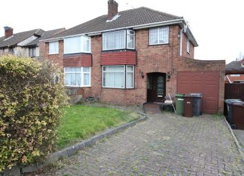 Thumbnail 3 bedroom semi-detached house to rent in Wordsworth Avenue, Lanesfield, Wolverhampton