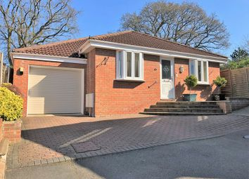 Thumbnail 2 bed bungalow for sale in Saxonhurst Gardens, Northbourne, Bournemouth