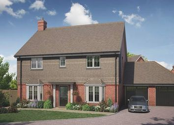 Thumbnail 4 bedroom detached house for sale in Kingsbridge, Lenham Road, Headcorn