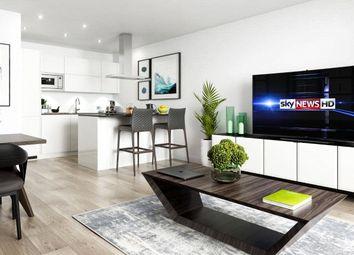 Thumbnail 1 bed flat for sale in New Garden Quarter, Chobham Farm, Penny Brooke Street, Stratford