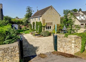Thumbnail 4 bed detached house for sale in Silver Street, Bourton, Swindon
