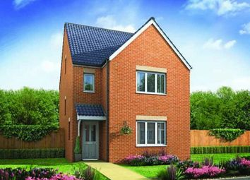 Thumbnail 4 bedroom detached house for sale in Hornbeam Close, Selby
