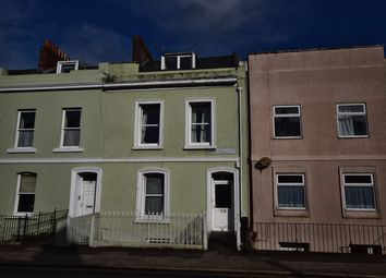 Thumbnail 7 bedroom terraced house for sale in North Road West, Plymouth