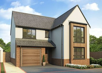 """Thumbnail 4 bedroom detached house for sale in """"Marlow + Rvt Con"""" at Begbrook Park, Frenchay, Bristol"""