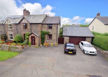 Thumbnail 4 bed cottage for sale in Liftondown, Lifton