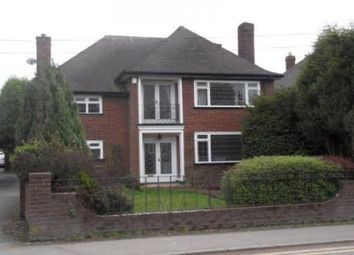 Thumbnail 4 bed detached house to rent in Cannock Road, Cannock