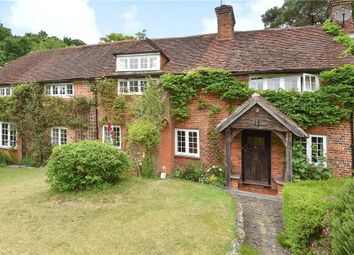 Thumbnail 5 bed detached house for sale in Burnt Hill Road, Wrecclesham, Farnham