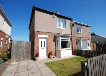 Thumbnail 3 bedroom semi-detached house to rent in Elm Grove, Fawdon, Newcastle Upon Tyne