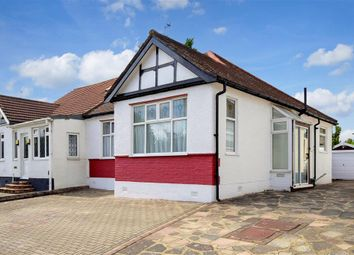 Thumbnail 2 bedroom semi-detached bungalow for sale in Aldborough Road South, Ilford, Essex