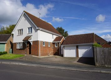 Thumbnail 4 bed detached house for sale in Home Ground, Royal Wootton Bassett, Wiltshire