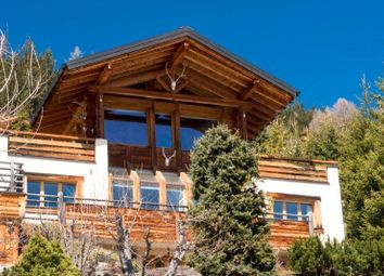 Thumbnail 4 bed property for sale in Spacious Chalet, Verbier, Valais