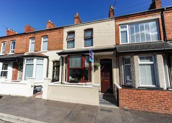 Thumbnail 2 bed terraced house for sale in Kensington Avenue, Bloomfield, Belfast