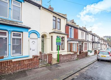 Thumbnail 3 bed property for sale in Castle Avenue, Rochester