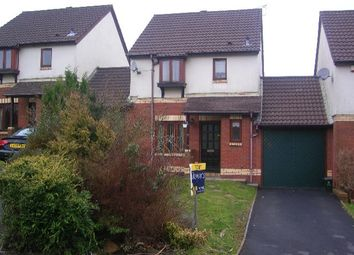 Thumbnail 3 bed link-detached house to rent in Ffordd Scott, Birchgrove