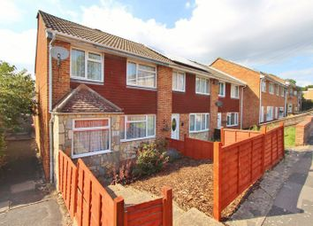 Thumbnail 3 bedroom terraced house for sale in Tickleford Drive, Southampton