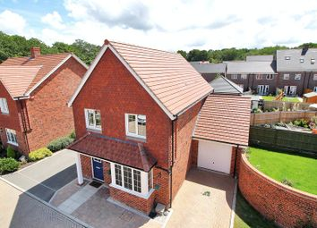 Thumbnail 4 bed detached house for sale in Wimblehurst Road, Forge Wood, Crawley, West Sussex
