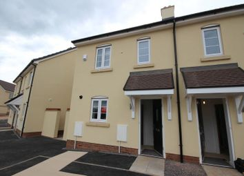 Thumbnail 2 bed semi-detached house to rent in Brook Lane, Taunton