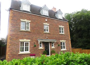 Thumbnail 5 bed detached house to rent in Crystal Wood Drive, Miskin, Pontyclun