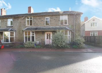 Thumbnail 3 bed semi-detached house for sale in Watergate Street, Llanfair, Caereinion, Powys