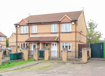 Thumbnail 2 bedroom semi-detached house for sale in Shirebrook Close, Coventry