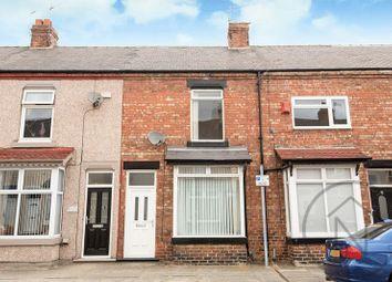 Thumbnail 2 bedroom terraced house for sale in Craig Street, Darlington