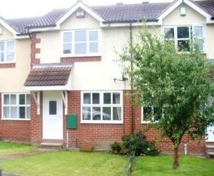 Thumbnail 2 bedroom town house to rent in Cornfield, Dewsbury