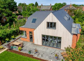 Thumbnail 5 bed detached house for sale in Broadwell Road, Wrecclesham, Farnham, Surrey