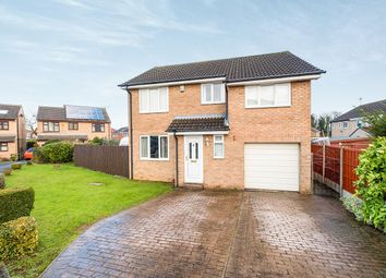 Thumbnail 4 bed detached house for sale in Caldbeck Place, North Anston, Sheffield