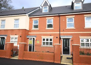 Thumbnail 3 bed terraced house for sale in Handforth Court, Wilmslow Road, Handforth
