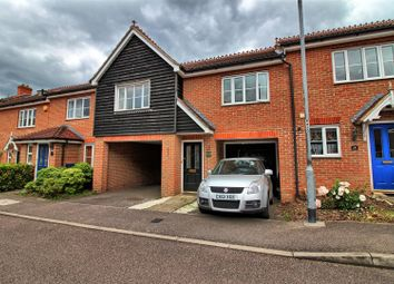 Thumbnail 1 bedroom terraced house for sale in Malkin Drive, Church Langley, Harlow