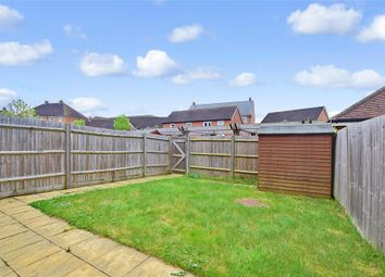 Thumbnail 3 bed end terrace house for sale in Woodman Way, The Acres, Horley, Surrey