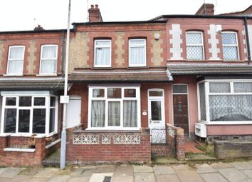 Thumbnail 2 bed terraced house for sale in Talbot Road, Luton