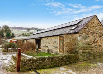 Thumbnail 3 bed detached bungalow for sale in Godly Lane, Rishworth