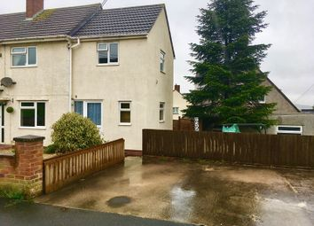 Thumbnail 2 bed flat for sale in Byron Road, Locking, Weston-Super-Mare