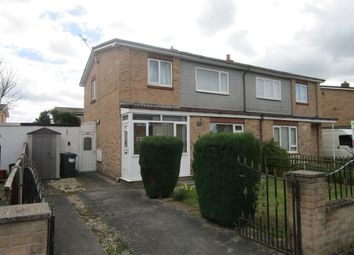 Thumbnail 3 bed semi-detached house for sale in Ingram Crescent, Dunscroft, Doncaster