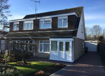 Thumbnail 3 bed semi-detached house for sale in Longmead Way, Tonbridge, Kent