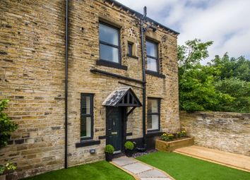 Thumbnail 4 bed end terrace house for sale in Lowerhouses Lane, Lower Houses, Huddersfield