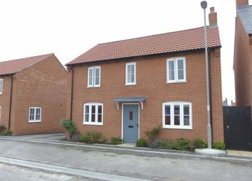 Thumbnail 3 bed detached house for sale in Elliott Way, Weymouth, Dorset