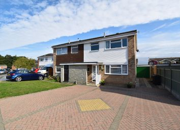 Thumbnail 3 bed semi-detached house for sale in Larch Walk, Kennington, Ashford