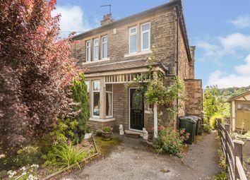 Thumbnail 3 bedroom semi-detached house for sale in Carlton Grove, Shipley