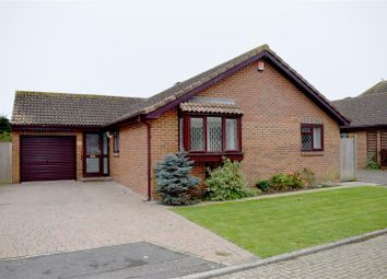 Thumbnail 3 bed detached bungalow for sale in Saxon Close, Hythe