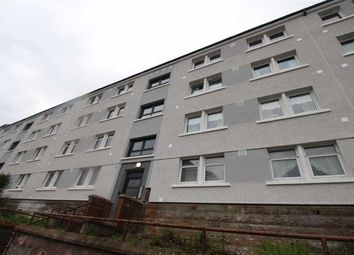 Thumbnail 2 bed flat for sale in Dempster Street, Greenock
