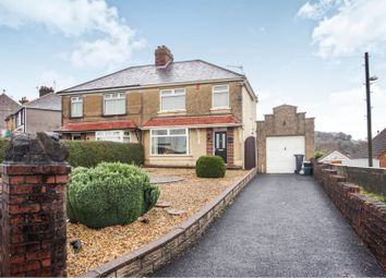 Thumbnail 3 bed semi-detached house for sale in Castle Street, Neath
