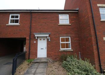Thumbnail 3 bed terraced house to rent in Batsmans Drive, Rushden